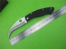 JUFULE Yidu OEM spyder Zivilen C12GS folding messer VG10 stahl G10 griff abendessen küche obst Messer Camping Überleben EDC Werkzeug