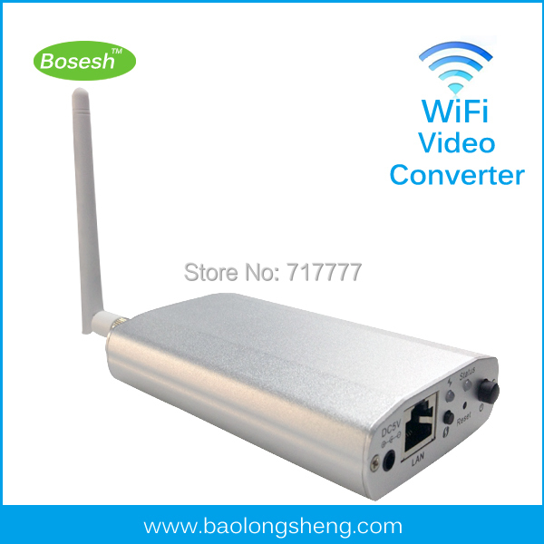 P2P DVS transmit analog video camera transmitter to ip camera digital signal ip camera