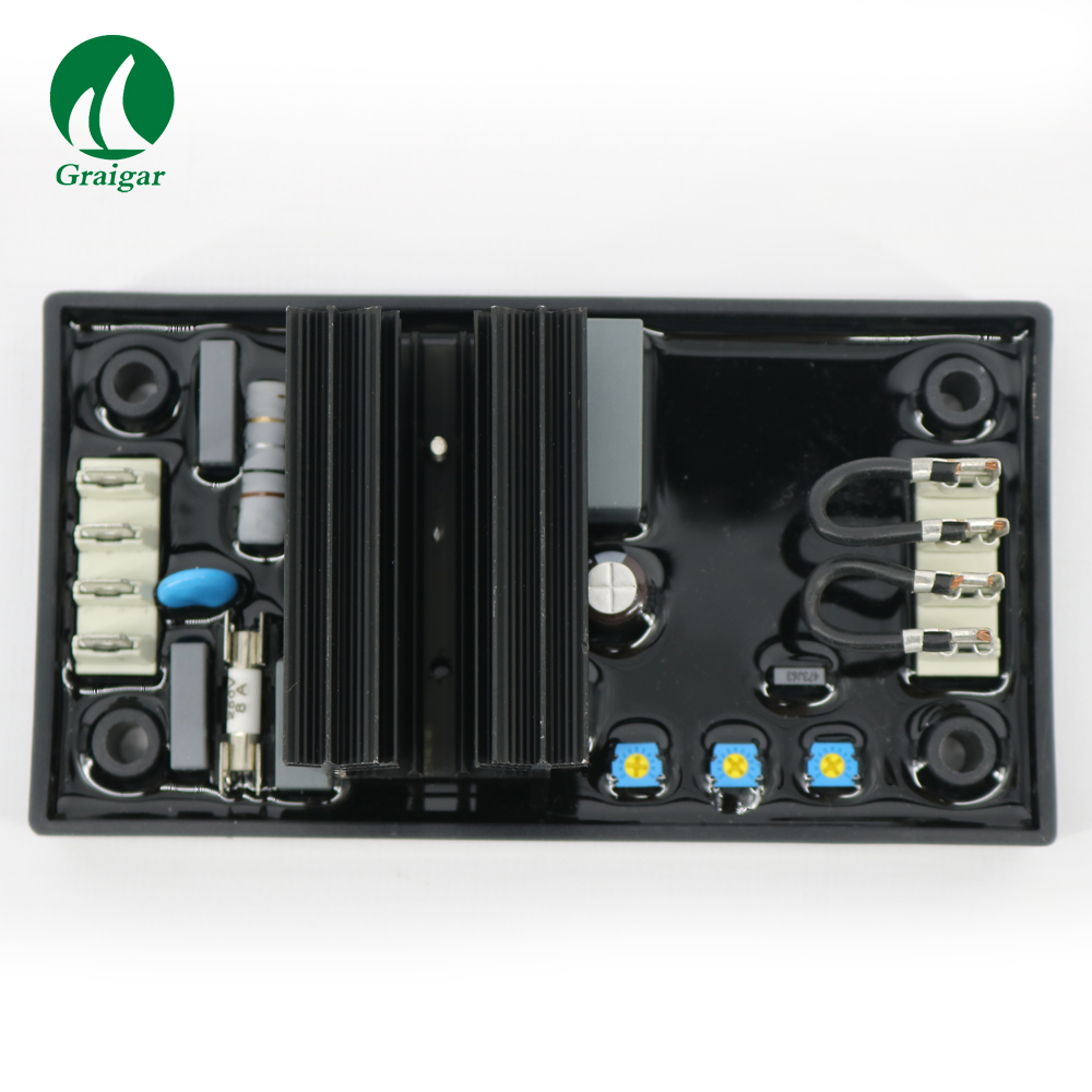 Automatic Voltage Regulator R230 AVR FOR Blushless Generator single phase 2wire r230 automatic voltage regulator avr for generator
