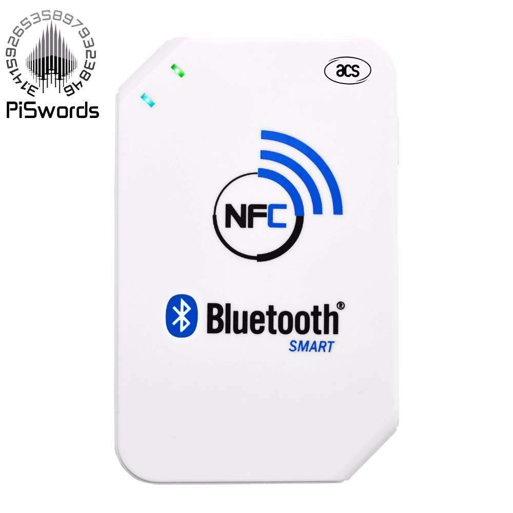 Portable ACR1255U RFID NFC wireless Bluetooth Card Reader for windows iso  android macos linux with SDK