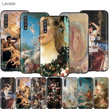 Lavaza Art Paintings The Birth Of Venus Case for Samsung Galaxy S6 S7 Edge J6 S8 S9 S10 Plus A3 A5 A6 A7 A8 A9 Note 8 9(China)