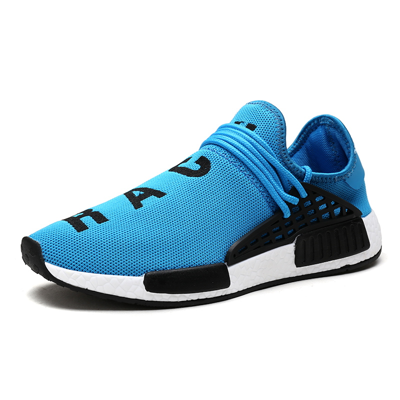 2018 New Men Sneakers Unisex Platform Casual Loafers Shoes Luxury Europe Brand Design Mesh Flying Line Technology High Quality