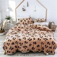 2018 Новый утолщенный Комплект постельного белья, одеяло/пододеяльник, покрывало, Комплект постельного белья, наволочка, роскошный комплект