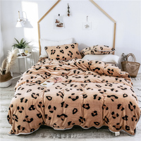 2018 NEW Thickened Milk Down Bedsheet set Quilt/Duvet cover Bed set Pillowcase Luxury Bedding set 4Pieces