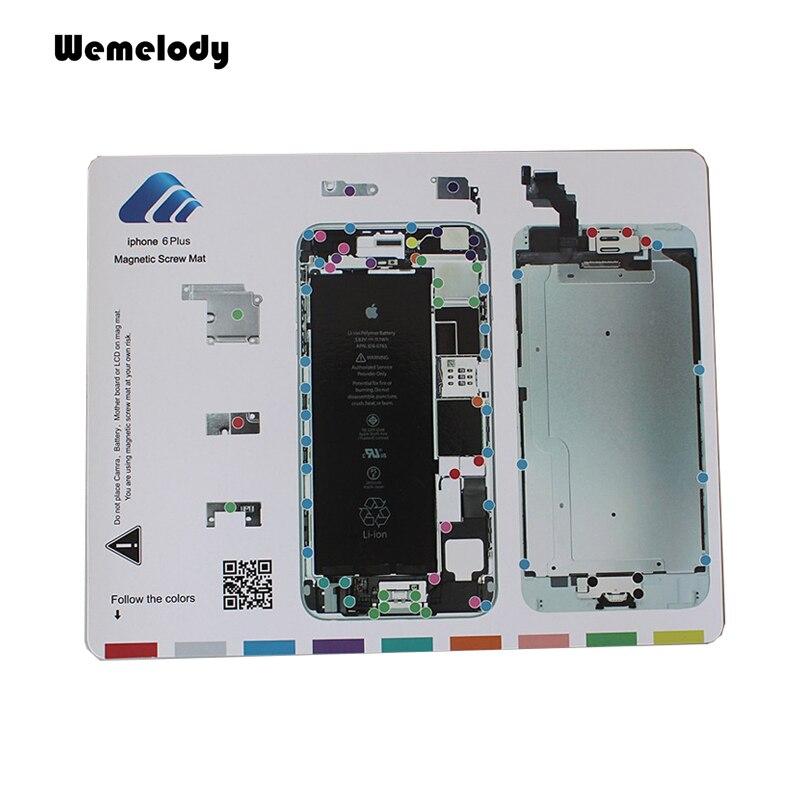Tappetino per schede memoria Memory di riparazione cellulare per - Set di attrezzi - Fotografia 1