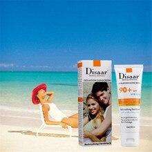 Основа для макияжа лица основа для макияжа жидкая изолирующая основа солнцезащитный крем отбеливающий консилер увлажняющее масло-контроль Maquiagem SPF90PA