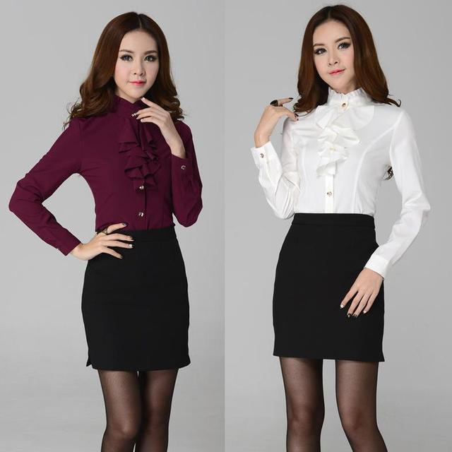 New Arrival 2015 Spring Novelty Women Skirt Suits Fashion -3745