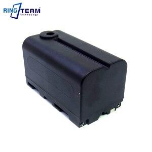 Image 2 - NP F750 فارغة الدمية البطارية يستبدل BB6 NP F970 NPF970 صالح LED الفيديو الضوئي لوحة مراقبة DV 96 DV 112 DV 160V DV 216V Z كاميرا E2