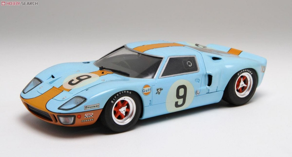 Fujimi Model   Scale Models  Ford Gt  Lemans Winner Plastic Model Kit In Model Building Kits From Toys Hobbies On Aliexpress Com Alibaba