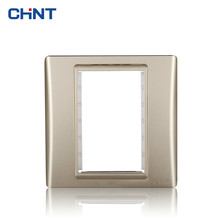 CHINT Custom Light Switch Covers 120 Type 9L Function Key Triple Panel (86 ) Group Combine Modular