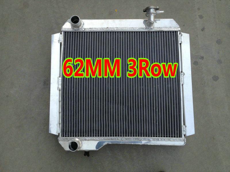 Radiator Fit Toyota Land Cruiser BJ42 BJ43 BJ44 BJ45;BJ46 3B 3.4L Diesel Manual