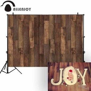 Image 3 - Allenjoy ahşap tahta arka plan bebek duş pet ateş fotoğraf backdrop düğün doğum günü Photozone stüdyo Photophone prop