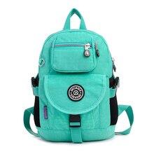 Jinqiaoer 15 цвета маленькие школьные сумки для девочек-подростков дешевые мини backapck женщины дорожная сумка mochila feminina