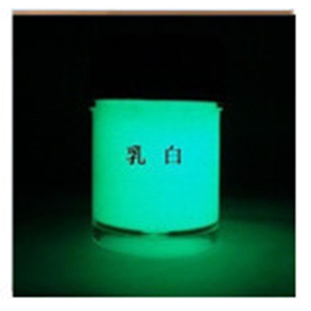 Luminous Acrylic Body Paint With Brushes Pigment Phosphor Paint Powder Luminescent Paint Glow At Night Coating 10g