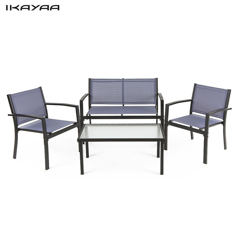Steel Patio Tables