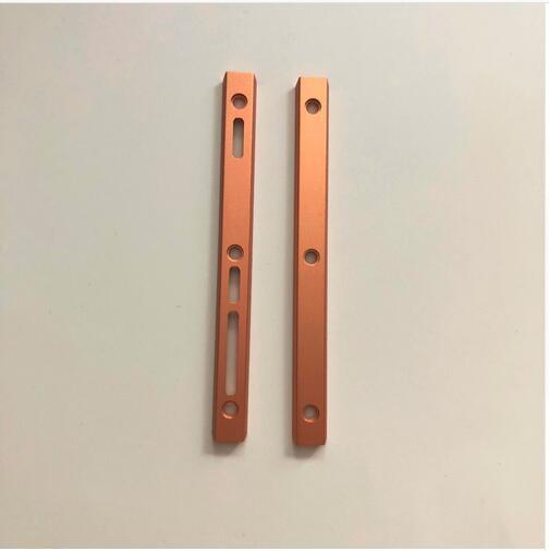 """Nouveau téléphone dorigine avant cadre en métal garniture latérale pour Blackview BV9000 Pro MTK6757CD Octa Core 5.7 """"18:9"""