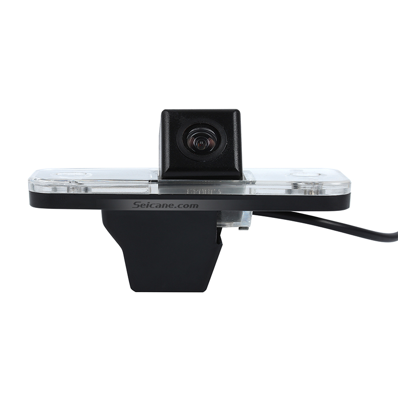Seicane High Quality LED Backup Camera For 2006-2013 Hyundai Santa fe Waterproof and Night Vision with easy installation