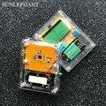 SUNLEPHANT Digital ESR Meter Mega328 Transistor Tester  LCR-T4 esr tester Mega328 Transistor Tester + DIY CASE (not Battery )
