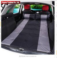 Automatic Inflatable Universal FOR ALL SUV Car Air Inflation Mattress Bed Auto Back Seat Cover Drive Travel Car Inflatable Bed