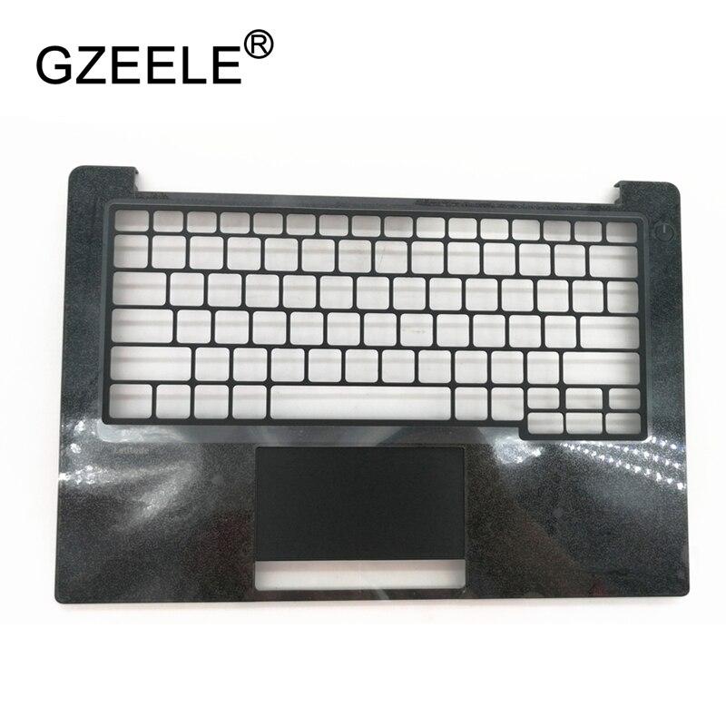 GZEELE New Top Cover Upper Case for Dell Latitude 7000 E7280 00JM9W US version Palmrest SHELL