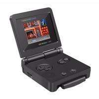 Retro 8 bit 32 bit Handheld Game Console GB, Overturned Pal.m Game Player Wholesale GB STATION LIGHT II