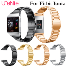 Aluminium Alloy strap For Fitbit Ionic Fashion/Classic business luxury Watch Band smart watch wristband