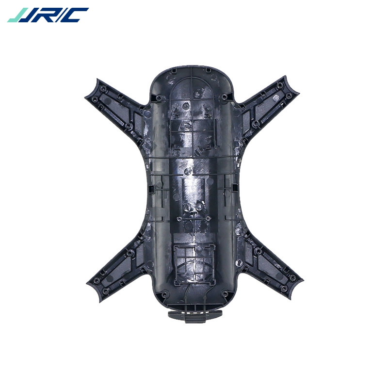 JJRC X9 Heron GPS RC Drone Quadcopter Spare Parts Lower Body Cover Shell with Foot Pad Buckle image