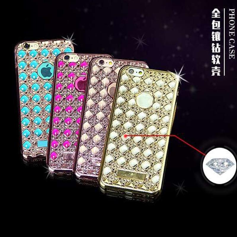 Роскошный Дизайн ТПУ чехол мягкий чехол для iPhone 5 5S SE <font><b>6</b></font> 6S <font><b>6</b></font> плюс телефон Fundas кожи чехлы для Samsung Galaxy s7 S7 Edge чехол