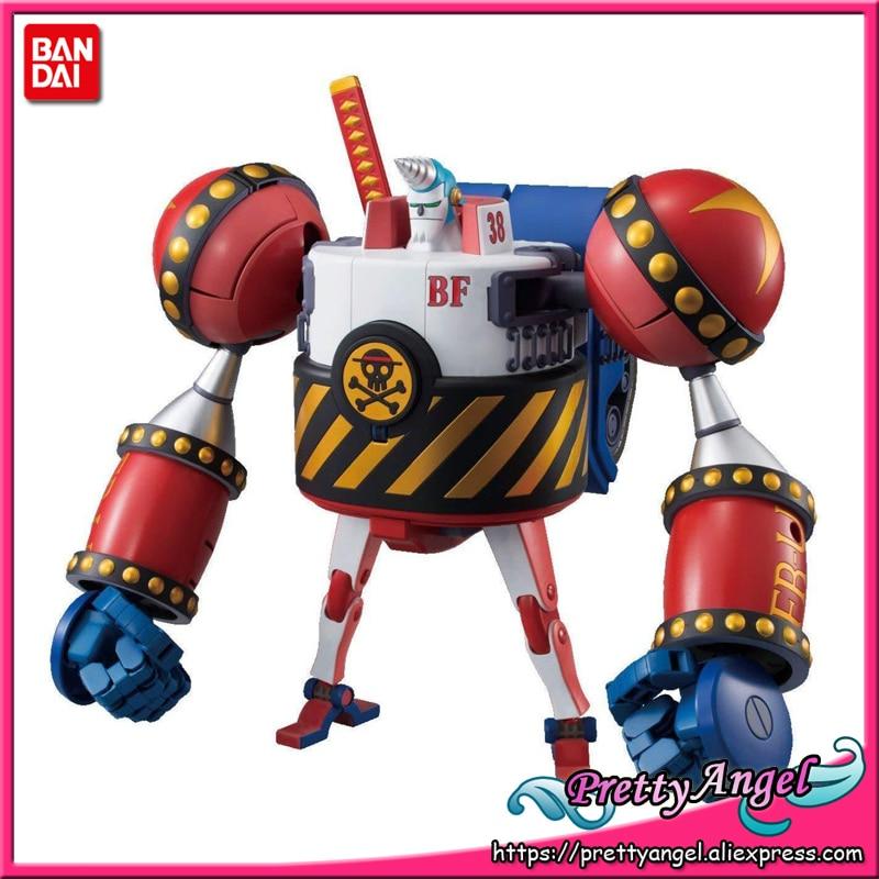 "Bandai Tamashii Nations Franky /""One Piece/"" Bandai Chogokin"