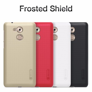 Huawei Honor 6C Case Cover NILLKIN Super Frosted Shield matte back cover case for Huawei Honor 6C with free screen protector