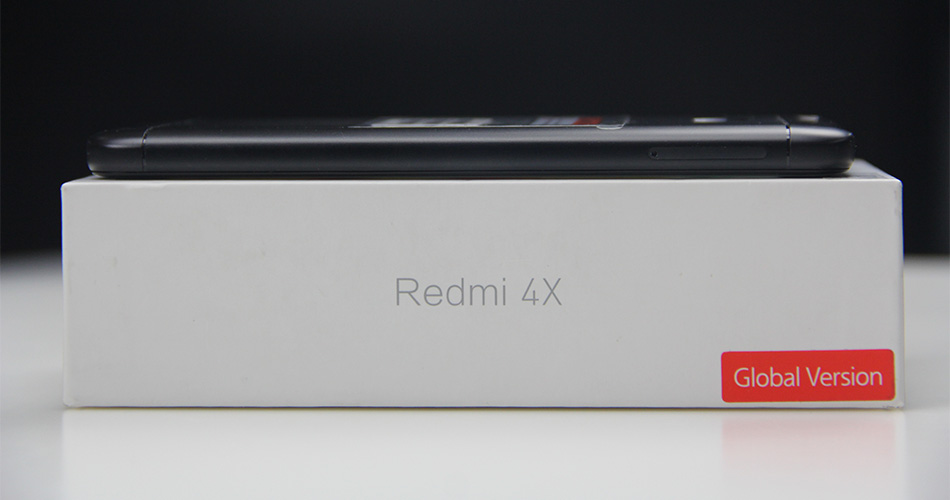 Redmi 4X global version 1