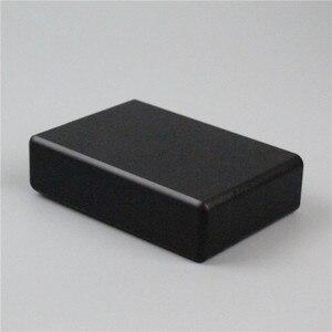 Image 5 - Black Gold Silver 18 Holes Aluminum Storeage Box For IQOS 18PCS Cigarette Holder for IQOS Cigarette Cartridge Case