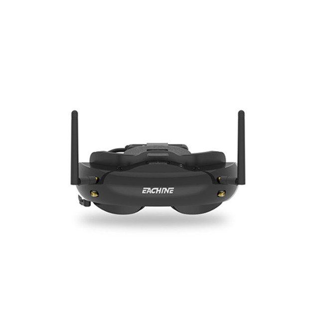 Eachine EV200D 1280*720 5.8G 72CH True Diversity FPV Goggles HD Port in 2D/3D Built-in DVR 1