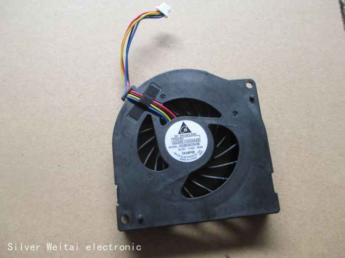 For Toshiba Tecra A8 A11 CPU Cooling Fan KDB0605HB -9G64 KDB0605HB 9G64 GDM610000428 Bare Fan in Computers/Tablets