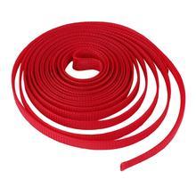 5 м кабельные втулки 6 мм нейлоновая сетчатая защитная втулка для кабеля проволочная сетка шок для наборов кабелей белый/красный/зеленый/сапфировый синий