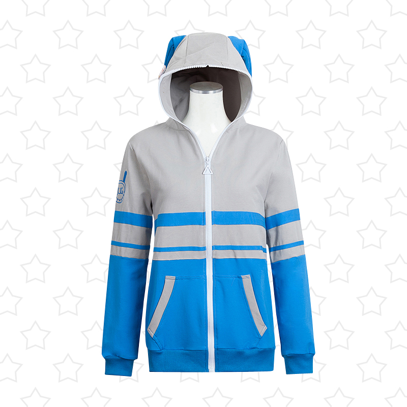 LoveLive Sonoda Umi Hoodie font b Cosplay b font Costumes Jacket Love Live u s SIF
