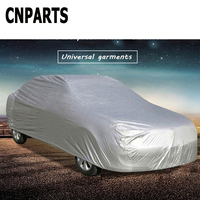 CNPARTS Car Covers For Jeep Renegade Wrangler Grand Cherokee Suzuki Grand Vitara VW Tiguan Touran Sedan XXL Waterproof Dustproof