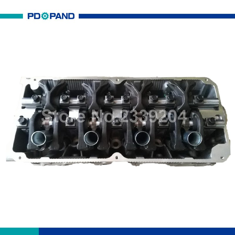 engine part 4G69 complete cylinder head y embly 2.4L 16V for ...