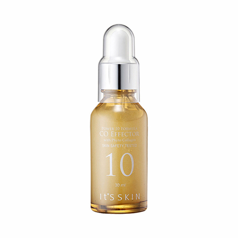 IT'S SKIN Power 10 Formula CO Effector [ Elasticity & Hydro ] 30ml Face Cream Essence Firming Restore Elasticity To The Skin