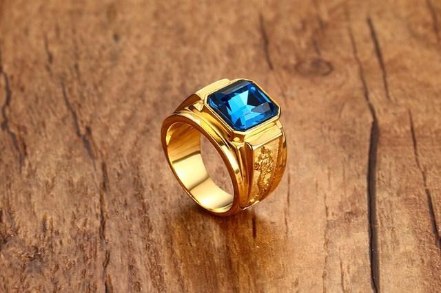 Высокое качество новый дизайн модные ювелирные изделия синий