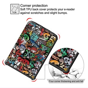 Image 5 - Slim Magnetic cover case for Pocketbook 616/627/632/606/628/633 colour funda cover for PocketBook Touch Lux 4 5 Basic Lux 2 Case