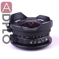 8mm F3.8 Fish-eye C mount Wide Angle Fisheye Lens Focal length Fish eye Lens Suit For Micro Four Thirds Mount Camera