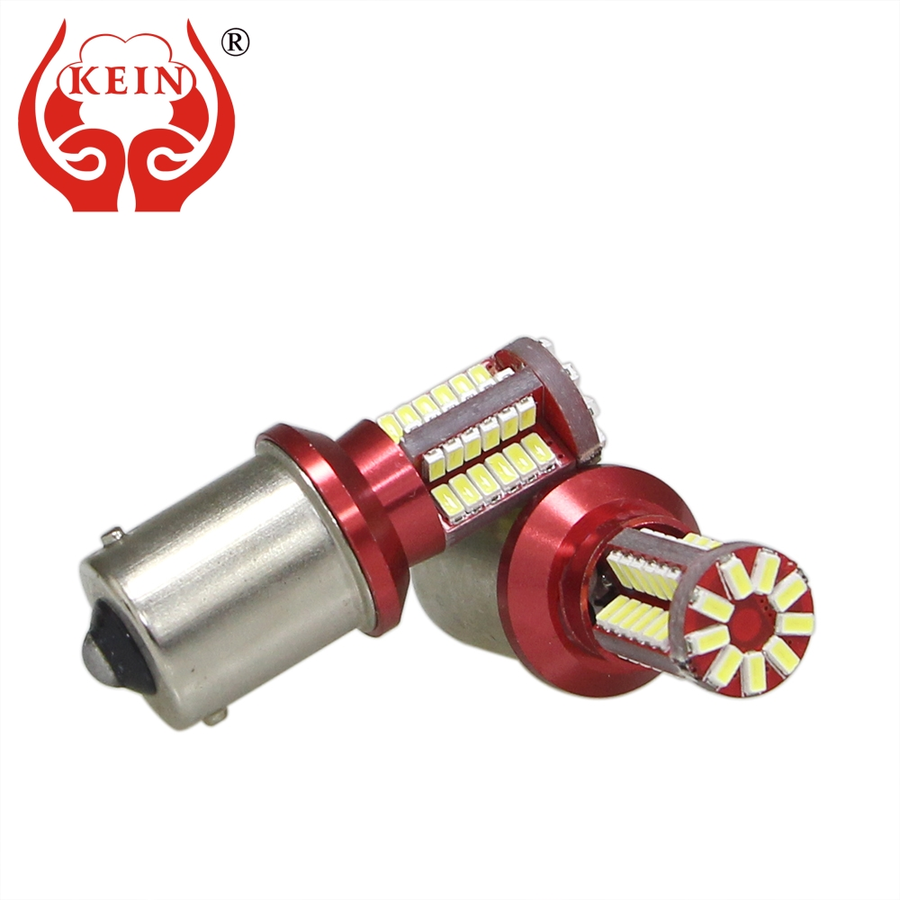 Кейн 2шт 57SMD P21W 1156 BA15s из Р21/5Вт BAY15D 1157 тормоза Сид автомобиля Обратный Лампа Т20 7440 w21w в 7443 w21/5 Вт резервного копирования хвост свет лампы