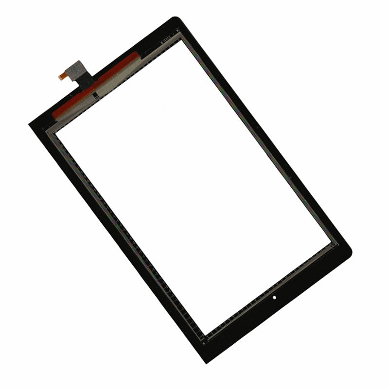 Black For Lenovo Yoga 10 B8000 B8000-H Model 60047 Tablet Digitizer Touch Screen Panel Sensor Glass Replacement 10 1 for lenovo b8000 b8000h b8000 h 60046 yoga display assembly full lcd with frame digitizer touch screen 10 mcf 101 1093 v3
