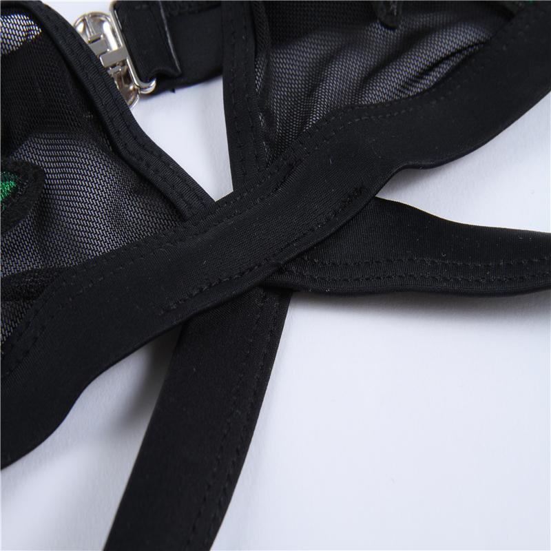 HTB1LsotQVXXXXcqaXXXq6xXFXXX3 - FREE SHIPPING Women Floral Bandage Bikini Set JKP097