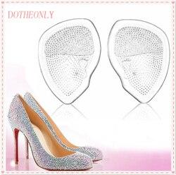 Эластичный гелевый силиконовый сифон для обуви, подушечки для поддержки ног, подушки для боли, стельки для ухода за ногами, облегчение мягко...