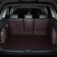 Special car trunk mats for Mazda All Models cx5 CX-7 CX-9 RX-8 Mazda3/5/6/8 March 6 May 2014 323 accessorie car styling auto mat