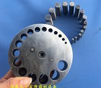 Высокое качество изделия металлические инструмент Ювелиры диск резак набор с 17 шт. умирает ювелирные инструменты
