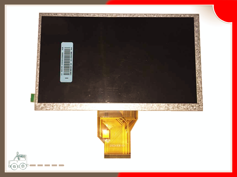 Original new 7.0 AT070TN90 V.1 LCD screen display panel for Gemei G3,Teclast P76TI P76V LCD display Screen panel Free Shipping led lcd screen for 13 3 lt133ee09300 n133bge lb1 b133xw01 v 3 v 2 not v 0 v 1 free shipping