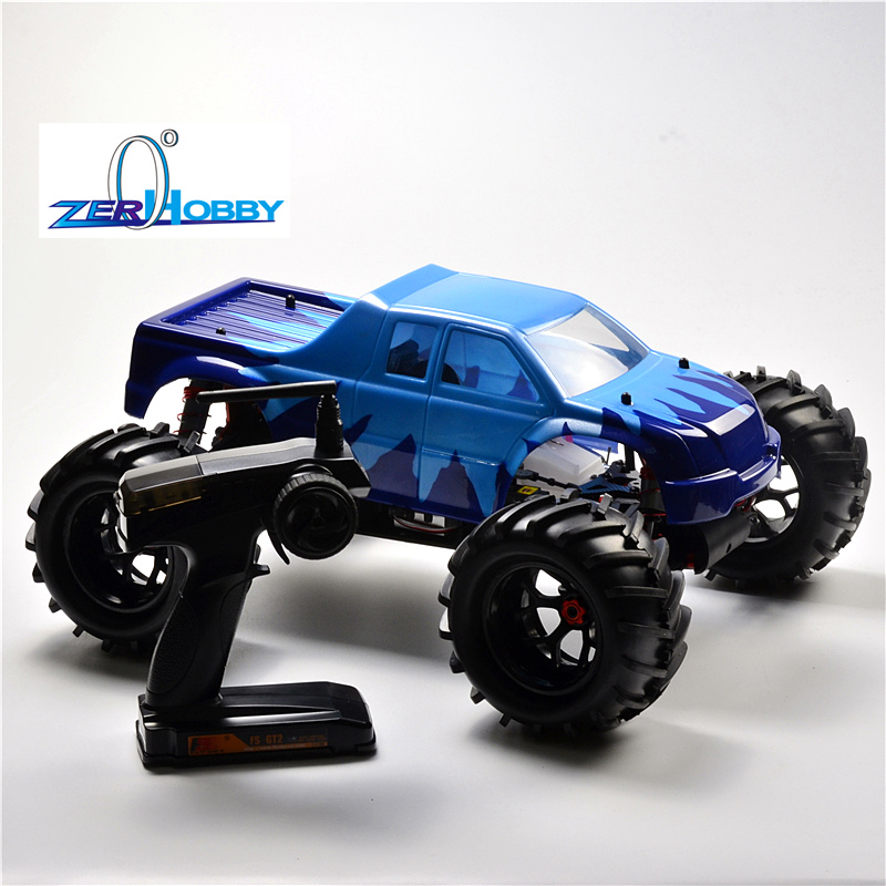 HSP RACING RC CAR 94083 94083GT 1/8 SCALE NITRO POWERED 4WD OFF ROAD MONSTER TRUCK HIGH POWER TW SH21CXP ENGINE hsp baja 1 10th scale nitro off road monster truck with 18cxp engine 94188 rc hobby remote control car